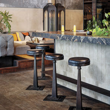 Island Stone Introduces Patina Glass Tile Collection