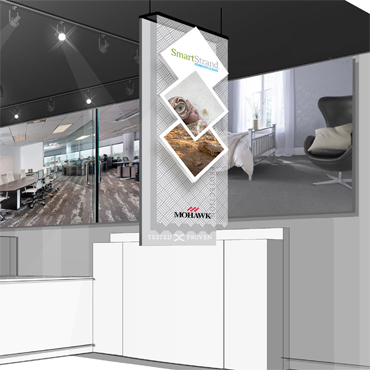 Mohawk Redesigns Five Star to Enhance In-Store Shopping Experience